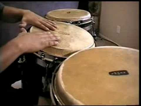 Timba on Congas - For Beginners Video