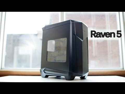 SilverStone Raven 5 RV05 PC Case Review
