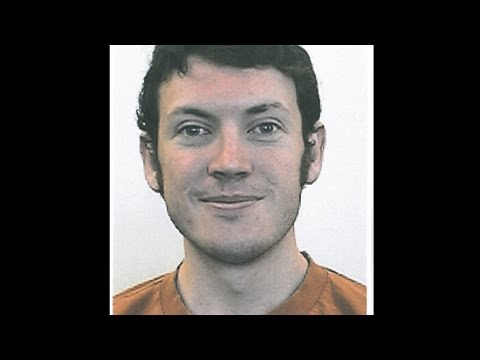 Who is James Holmes?