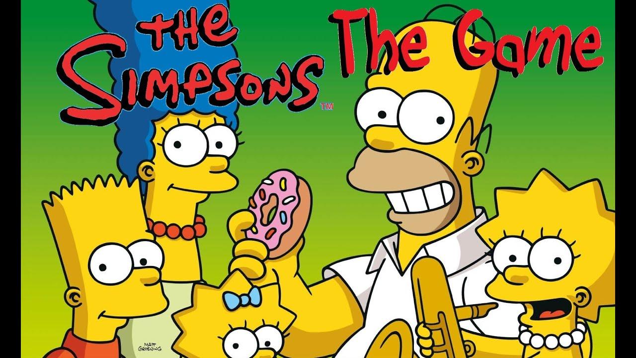the simpsons das spiel