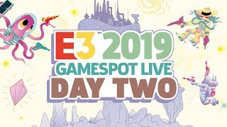 E3 2019 Exclusive Gameplay Demos, Interviews and Special Guests - GameSpot Stage Show Day 2