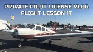 Private Pilot License Flight Lesson 17 / Long Night Cross Country
