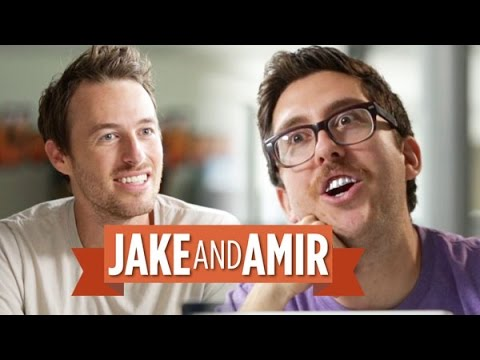 Jake and Amir: Grill
