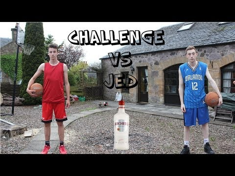 Basketball Shot's Challenge vs Jed