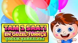 Türkçe Çocuk Şarkıları 2016 | Okul Öncesi Anaokulu Şarkıları