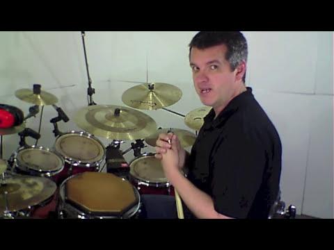 Dica 1 para bateristas - professor Fábio Schneider