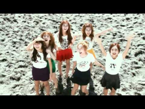 [mv] Snsd - Day By Day (hd) video