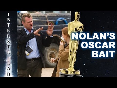 Interstellar : Christopher Nolan's Perfect Oscar Bait for 2015 Oscars?! - Beyond The Trailer