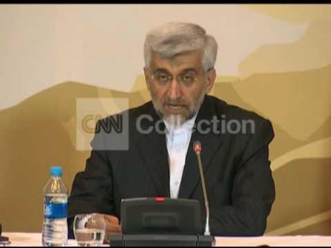 KAZAKHSTAN: IRAN NUCLEAR TALKS JALILI DISTANCE
