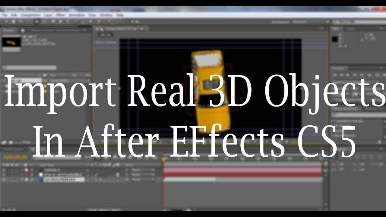 Maxon upgrades Cineware as part of After Effects update ...