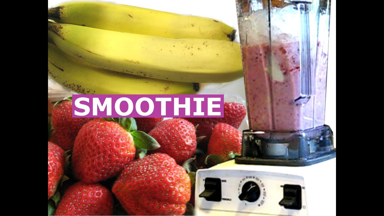 Strawberry Quick Drink Shake Drink Quick Recipe