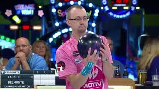 PBA CHAMPIONSHIP SHORT - 2017 Main Event PBA Tour Finals