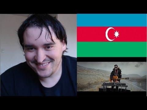 "Sloth Reacts Eurovision 2019 Azerbaijan Chingiz Mustafayev ""Güven Bana"" REACTION"