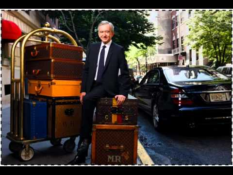 Collecting Louis Vuitton - Celebrity Luggage - Bernard Arnault