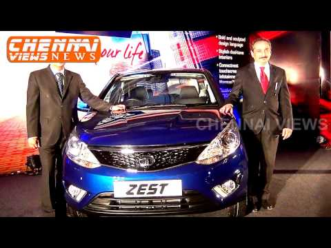 ZEST from Tata Motors, the All-new Stylish Compact Sedan now in Chennai