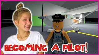 I'M QUITTING YOUTUBE AND BECOMING A PILOT!!!
