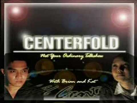 Centerfold: Not Your Ordinary Talkshow!