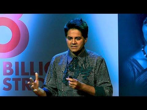 Parmesh Shahani: India's LGBT struggle