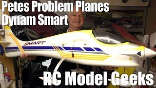 Petes Problem Planes Dynam Smart Pt1 RC Model Geeks
