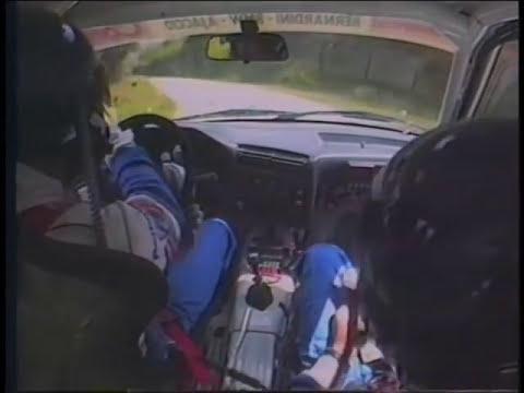 BMW M3 Tour de Corse 1992