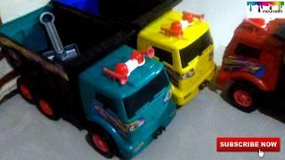 Truk Pasir Mainan Anak #101 🚚 - Sand truck Kids Toys #101- Xe tải cát và xẻng Đồ chơi trẻ em