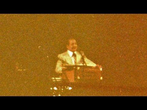 Mohammed Rafi Sahab - LIVE - Hum Bekhudi Mein Tumko Pukare Chale...