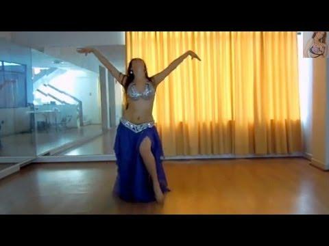 CARMELINA - Coreografía de JILLINA - Escuela ★BellyStar★ - Danza Arabe Perú