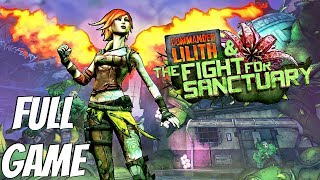 Borderlands 2 Commander Lilith & The Fight for Sanctuary Walkthrough (Borderlands 3 Prologue)