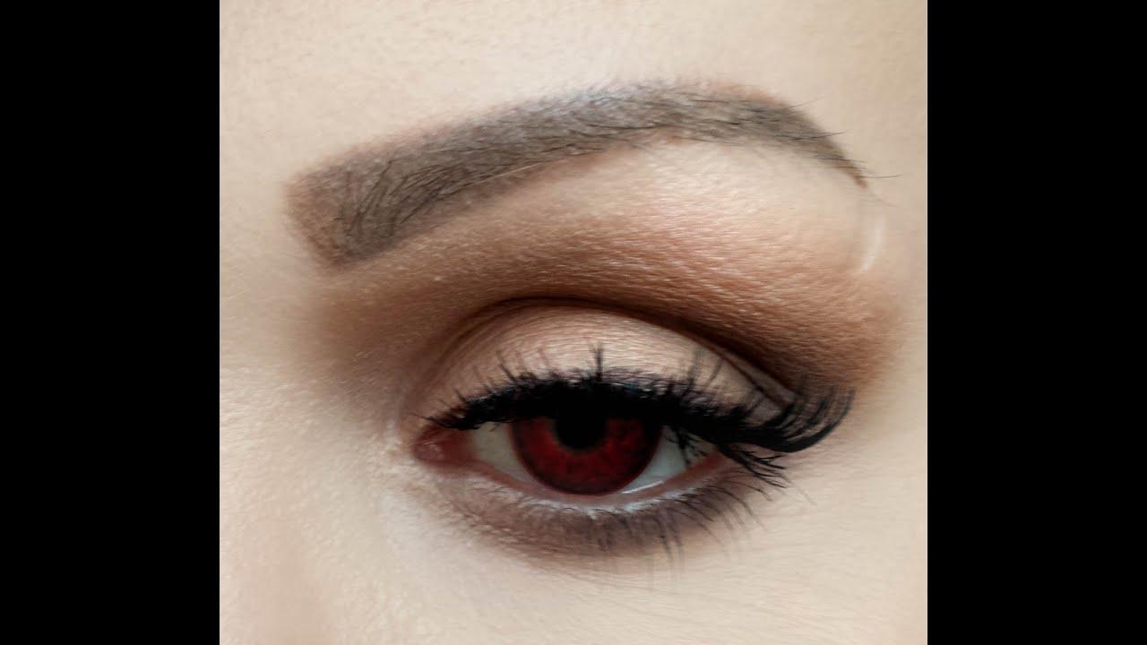 Bella breaking dawn part 2 makeup