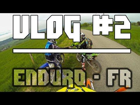 VLOG : Ktm 125 sx | Gas Gas 300 | Kx 85 | Enduro | FR | #2