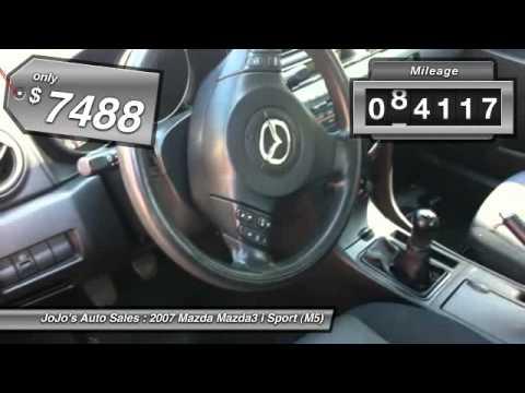 2007 Mazda Mazda3 i Sport M5 Camden NJ 08105