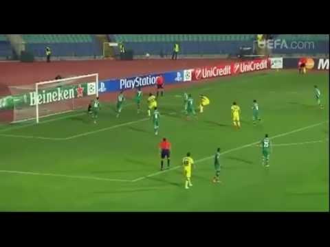 Ludogorets Razgrad 1 - 0 Steaua Bucuresti / 27/08/2014