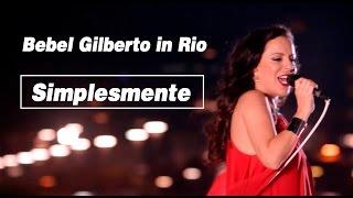 Bebel Gilberto Simplesmente