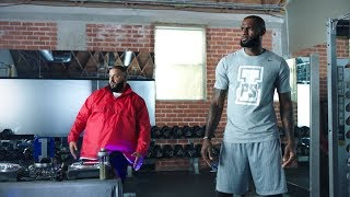 LeBron x Arnold Workout Playlist