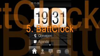 htc hd2 top ten apps