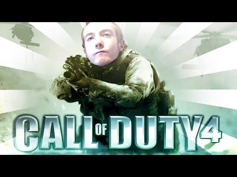 FaZe Carl Plays Call Of Duty 4!