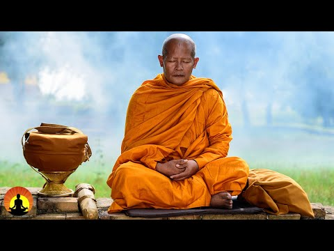 Tibetan Meditation Music, Relaxing Music, Healing Music, Chakra, Yoga, Sleep, Spa, Study, ☯3604