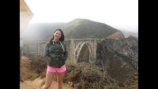 Visiting The Bixby Bridge