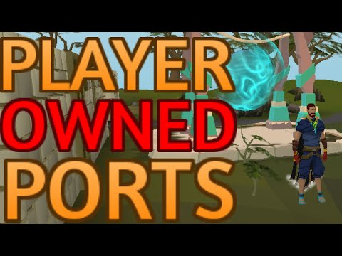 Player Owned Ports Guide: Free Armor and Money Making! [Runescape 2014]