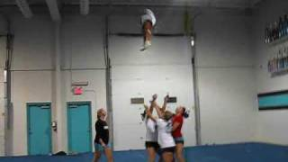 Jenn Power - Team Canada Cheerleading