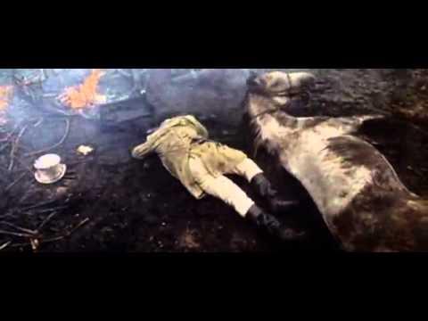 Пьер Безухов на Бородинском сражении