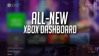 Brand New Xbox One Dashboard Hands-On | Xbox Update