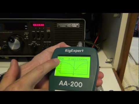 Consumer Radio - HAM / Amateur Radio  - Antennas: Part 2b - Intro to antennas. tuning and QRM
