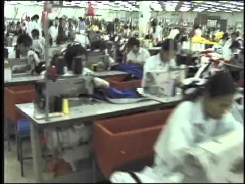 Nike Sweatshops: Behind the Swoosh