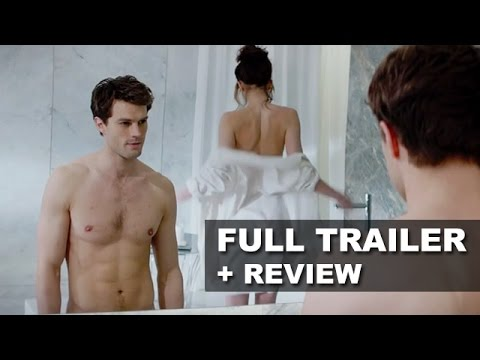 Fifty shades of grey official trailer trailer review for Youtube 50 shades of grey movie