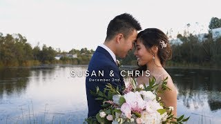Susan & Chris' Wedding Film - Shot on Sony a7RIII a6500 EOSHD Pro Color V3.0