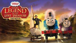 Thomas & Friends: Sodor's Legend of the Lost Treasure | Trailer