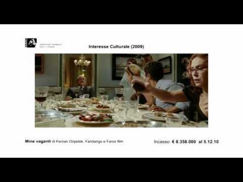 Mine vaganti - Mibac Direzione Generale per il Cinema