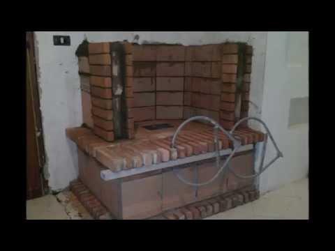 Muratura videolike - Costruire un camino in casa ...