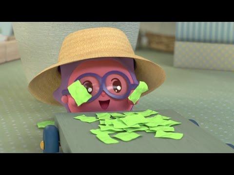 Малышарики - Новые серии - Ферма (75 серия) Обучающие мультики  для малышей 1,2,3,4 лет